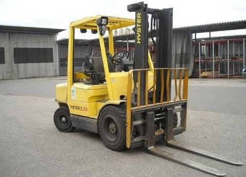 Hyster Service Manuals Repair Manuals Forklift Hydraulic Systems