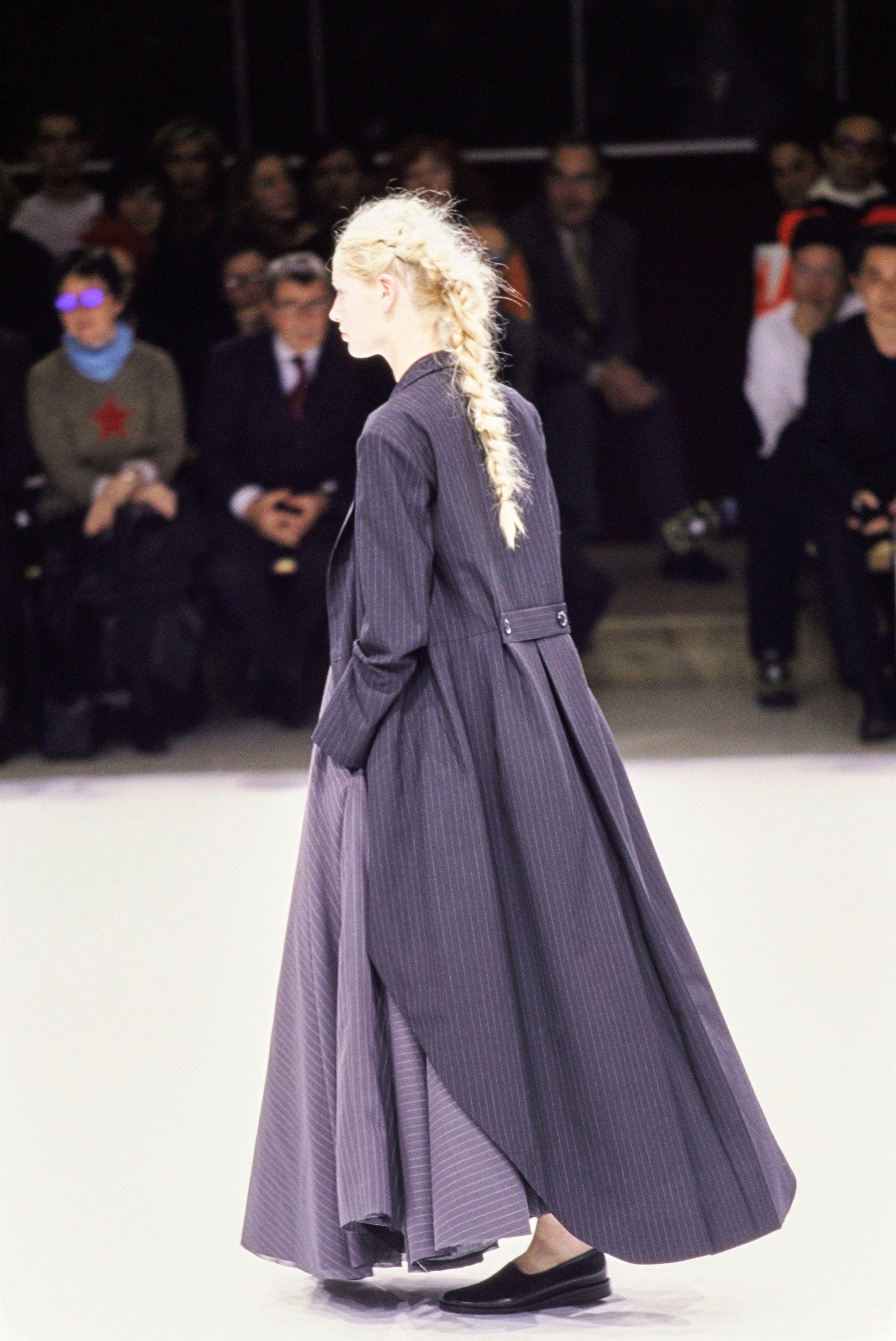 Yohji Yamamoto, Spring/Summer 1999, Ready-to-Wear