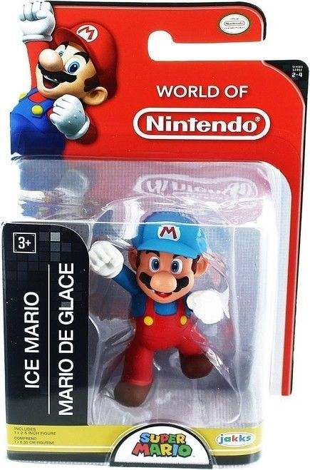 World of Nintendo ICE MARIO 2