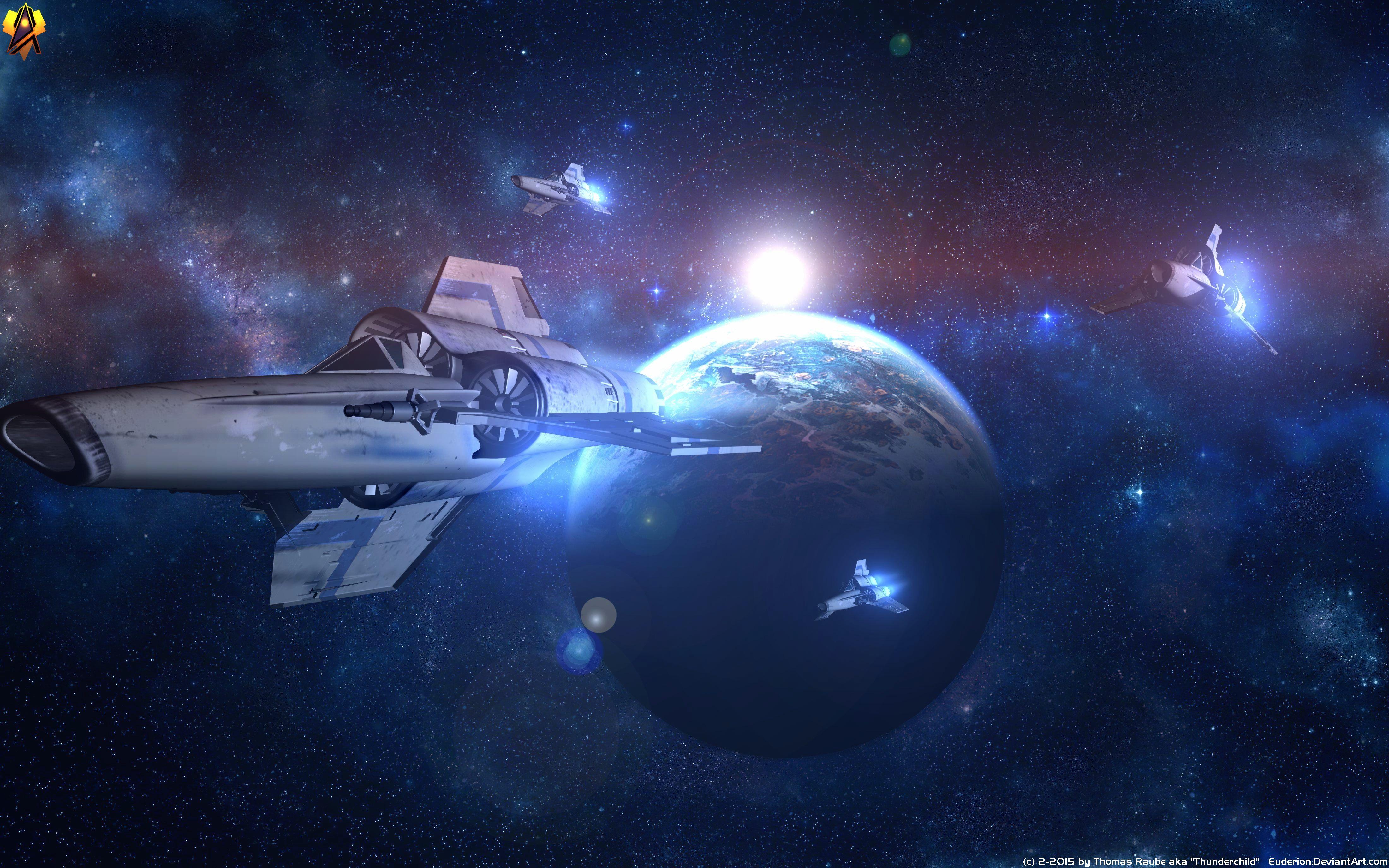 Battlestar Galactica 1978 Starship Wallpaper
