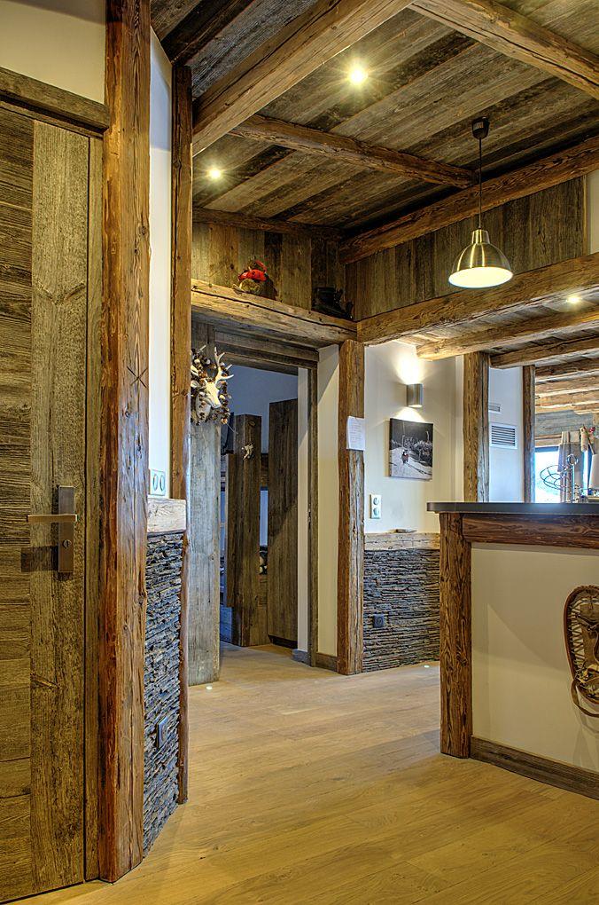 Transformer un appartement en un chalet déco de montagneTravaux d ...
