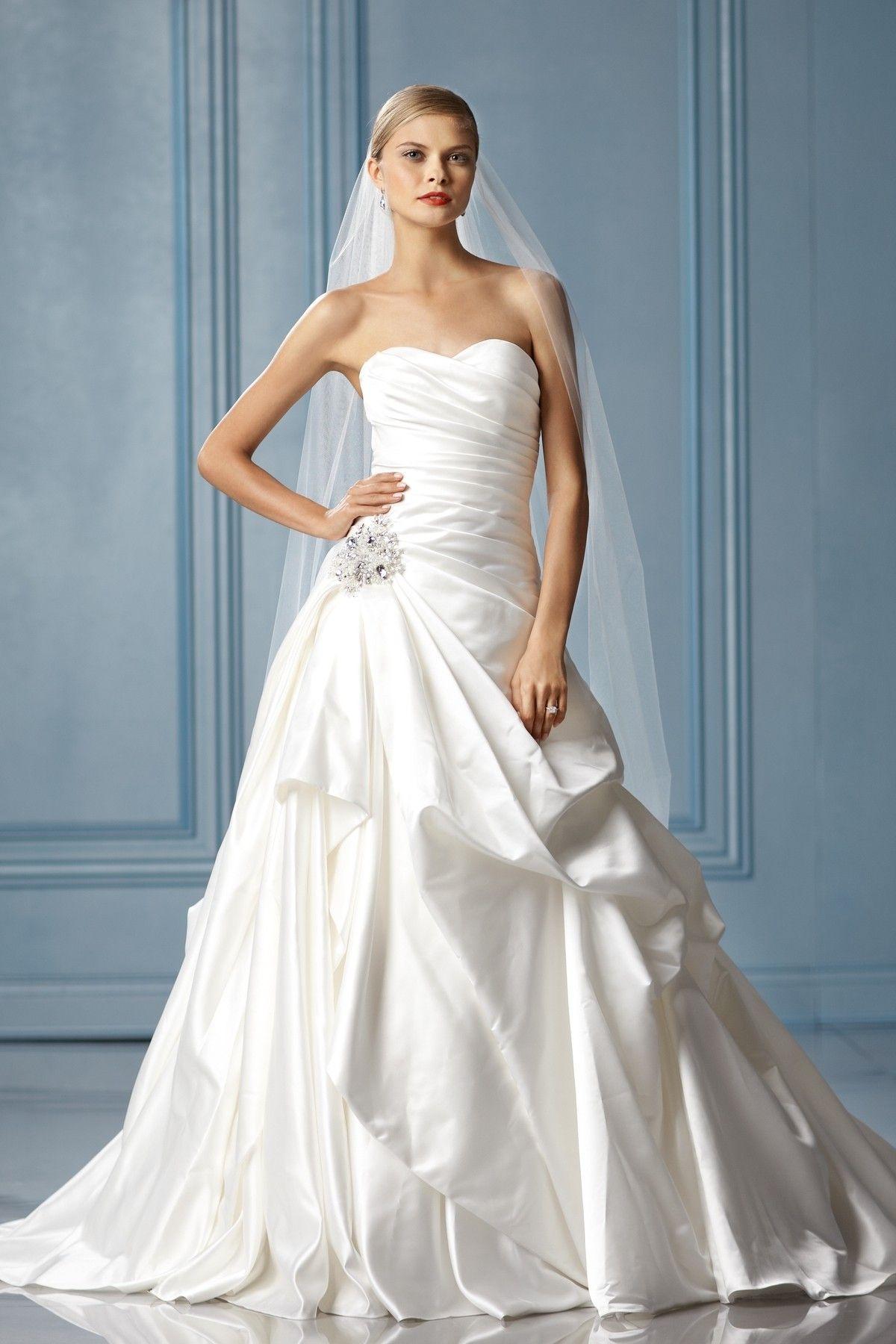 Bridal wedding dresses  Wtoo by Watters Wedding Dress Brooklyn   WATTERS