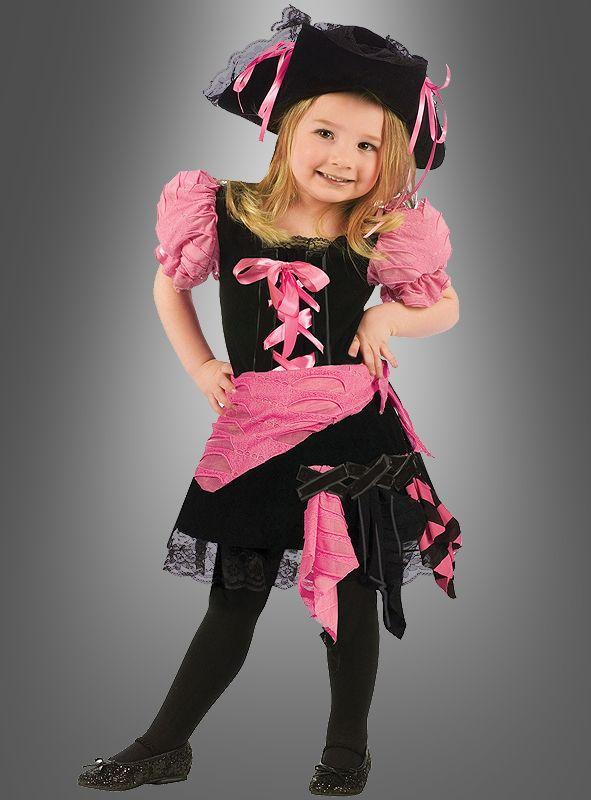 pink piratin kinderkost m piraten und seer uber kost me. Black Bedroom Furniture Sets. Home Design Ideas