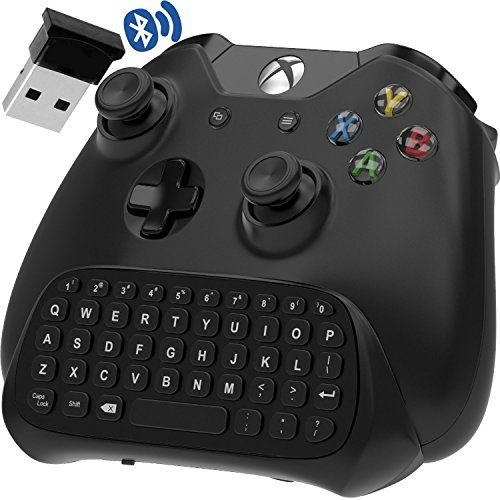 Yliyaya Wireless Mini Bluetooth 24G Chatpad Message Game Controller