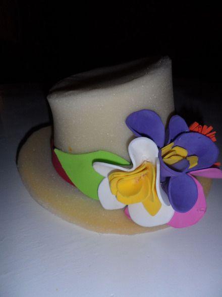 Sombrero Gorros Goma Espuma f1d4565b232