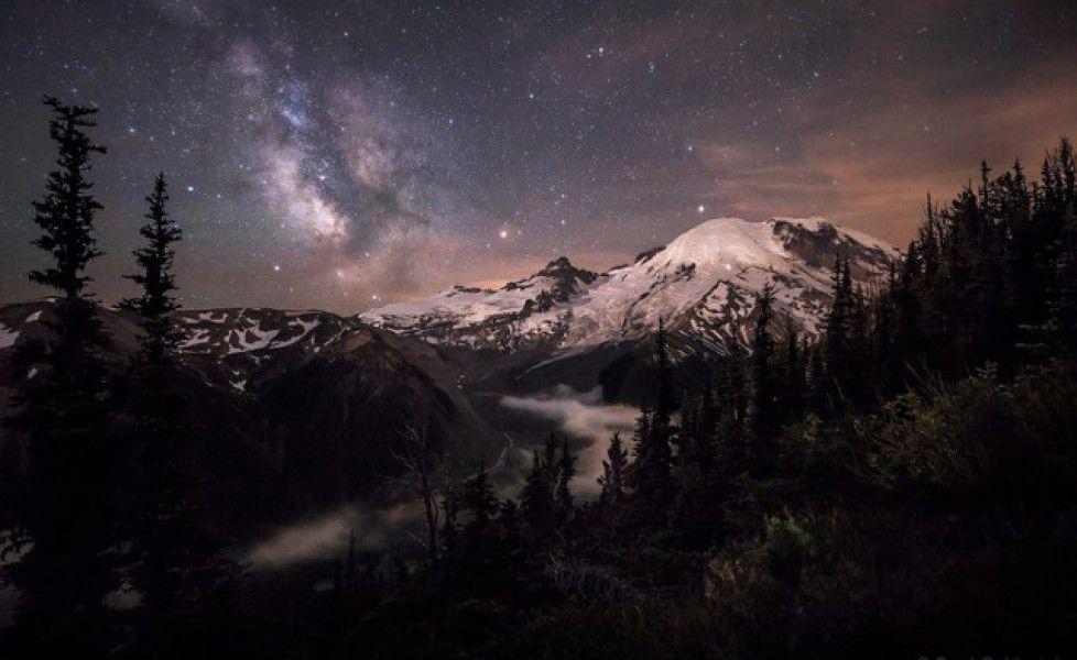 Come vedremmo il cielo di notte se non fosse inquinato - TPI