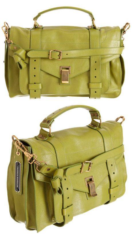 PROENZA Shoulder Satchel Bag ♥