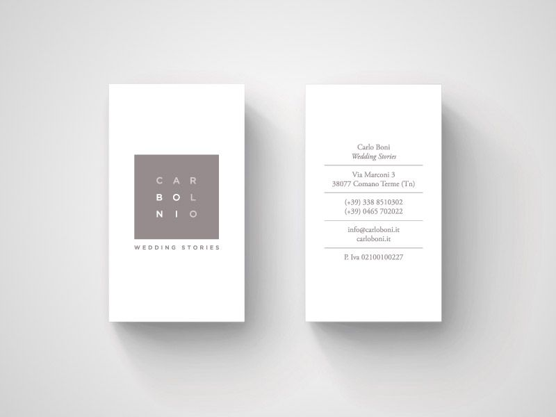 20 Minimalistic Business Card Designs For You To See | Business ...