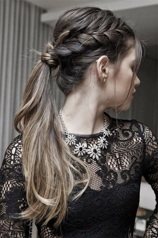 Perfect ponytail hairstyles you can do yourself 2017 perfect perfect ponytail hairstyles you can do yourself 2017 solutioingenieria Choice Image