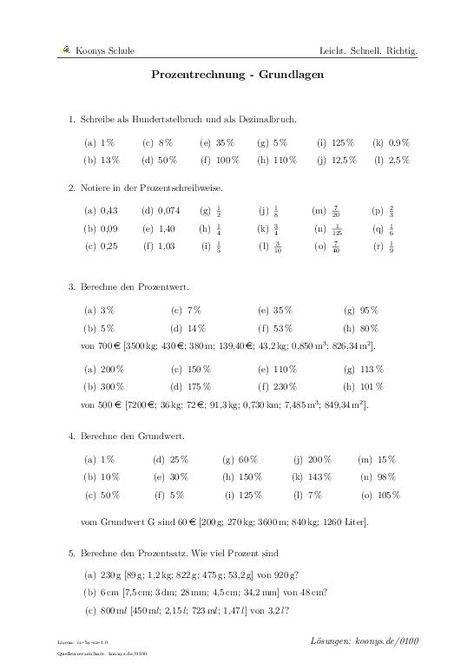 Prozentrechnung Grundlagen Aufgaben Mit Losungen Und Videoerklarungen Lineare Gauss Algorithmus Klass Nachhilfe Mathe Mathematik Lernen Mathe 7 Klasse
