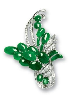 Bonhams : Fine Jewellery and Jadeite
