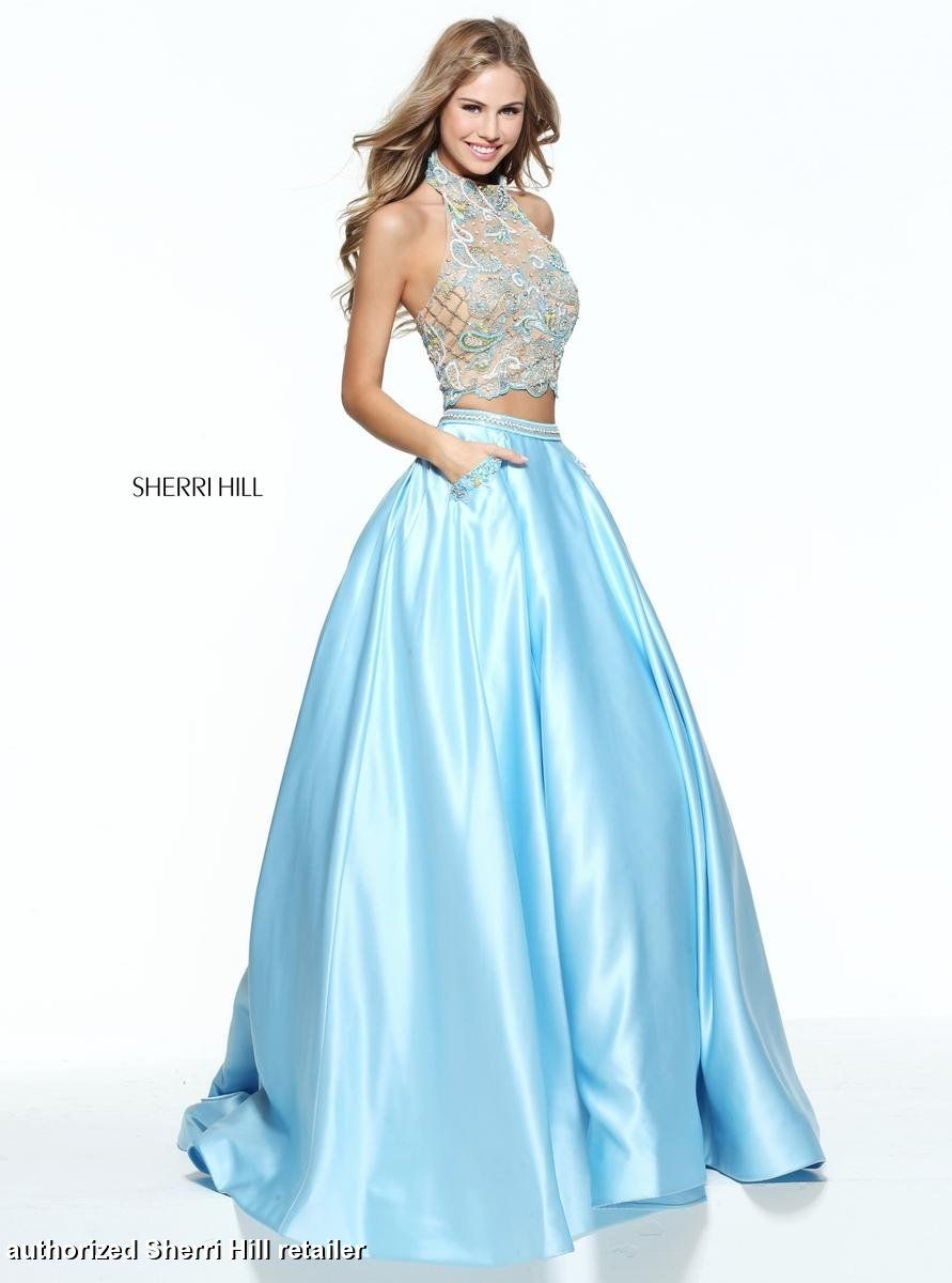 Sherri Hill Prom and Homecoming Dresses Sherri Hill 51041 Sherri Hill One  Enchanted Evening - Designer Bridal, Pageant, Prom, Evening & Homecoming  Gowns