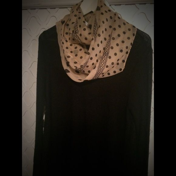Light a seasons infinity scarf. Very classy. Goes with work, casual or evening outfits. Accessories Scarves & Wraps