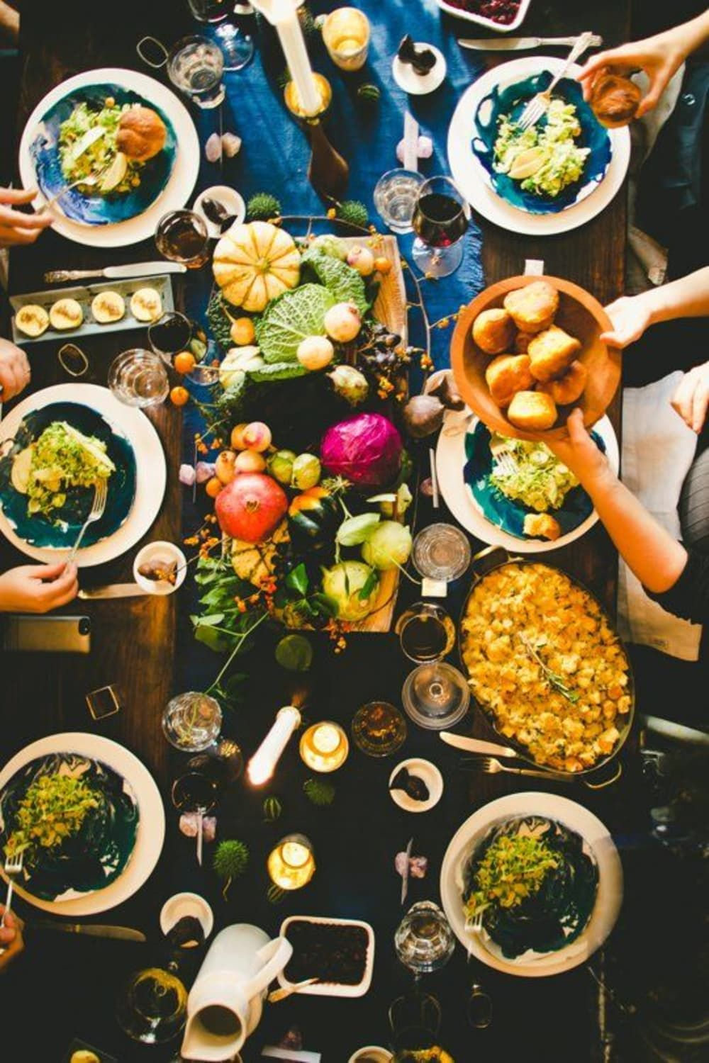 The No Rules Judgement Free Guide To Friendsgiving In 2020 Thanksgiving Dinner Course Meal Dinner