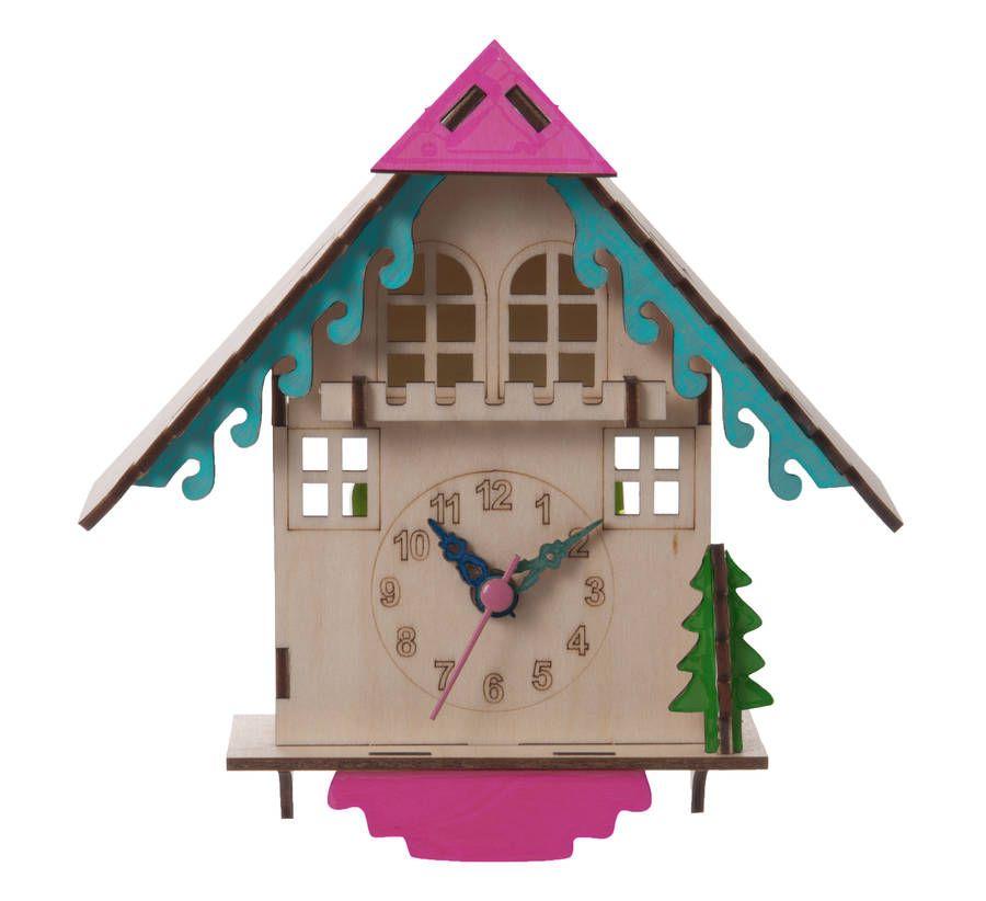 Diy Cuckoo Clock Clock Retro Home Decor Retro Home