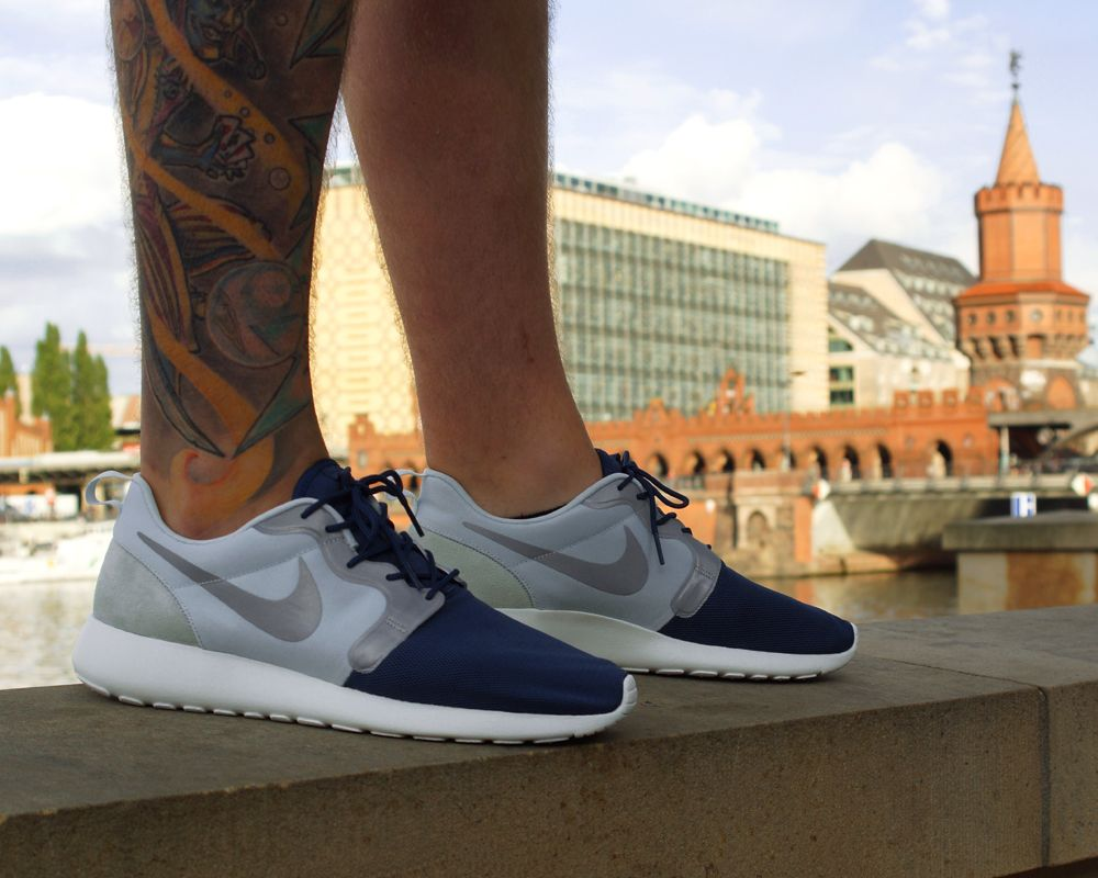 mens nike roshe run hyperfuse qs
