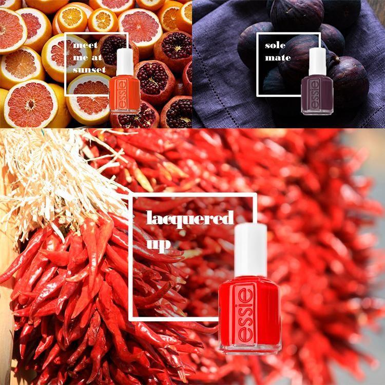 Esmaltes de uñas Essie: multitud de colores desafiando a la realidad