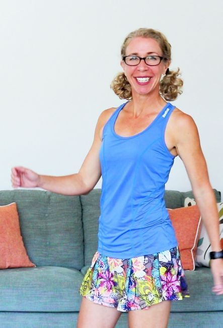 WALK Away a Bad Mood | Walking exercise, Cardio workout at ...