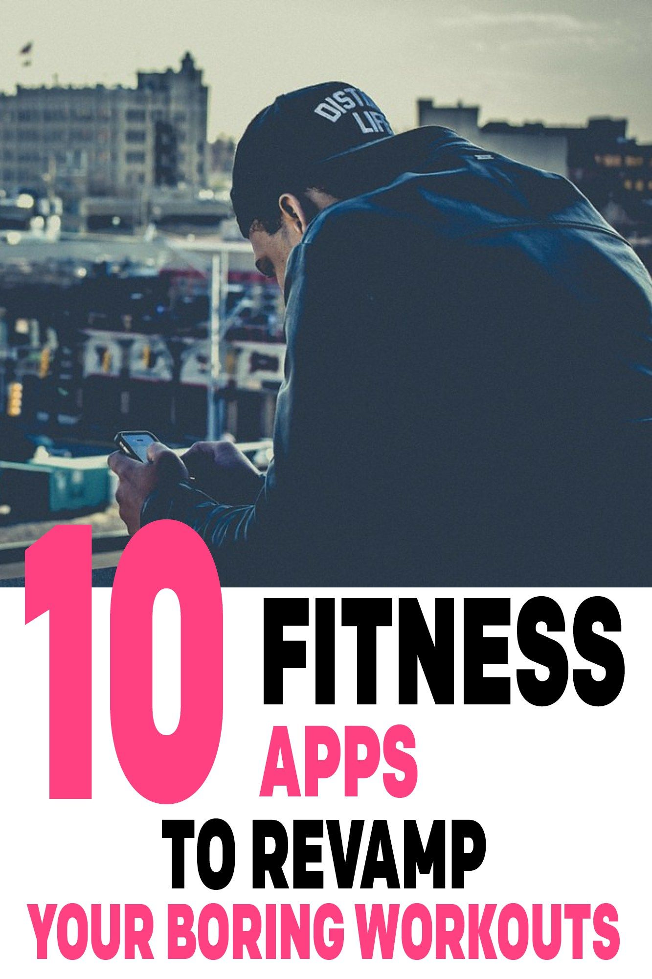 Home   Best of Fallout Fitness Blog   Free workout apps