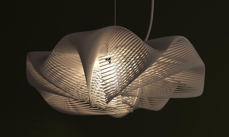 Lamp Shade 3d Print By Studioluminaire Lamp Light Fixtures Pendant Light