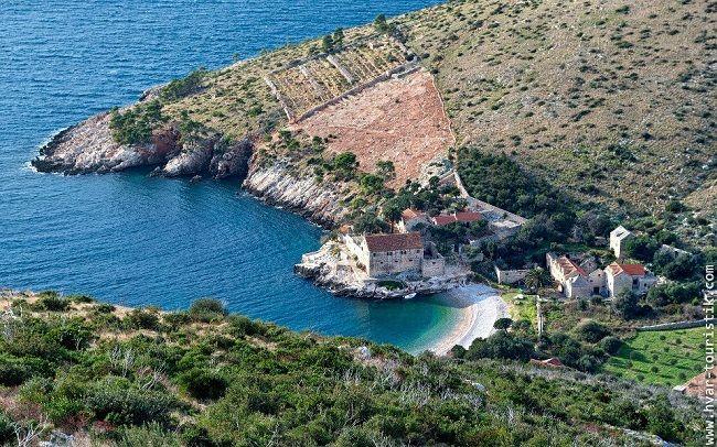Dubovica Hvar Love Hvar Island Hvar Croatia Abandoned Hotels
