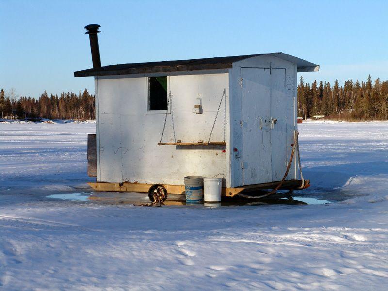 Ice fishing sleds google search ice fishing shacks for Ice fishing shacks