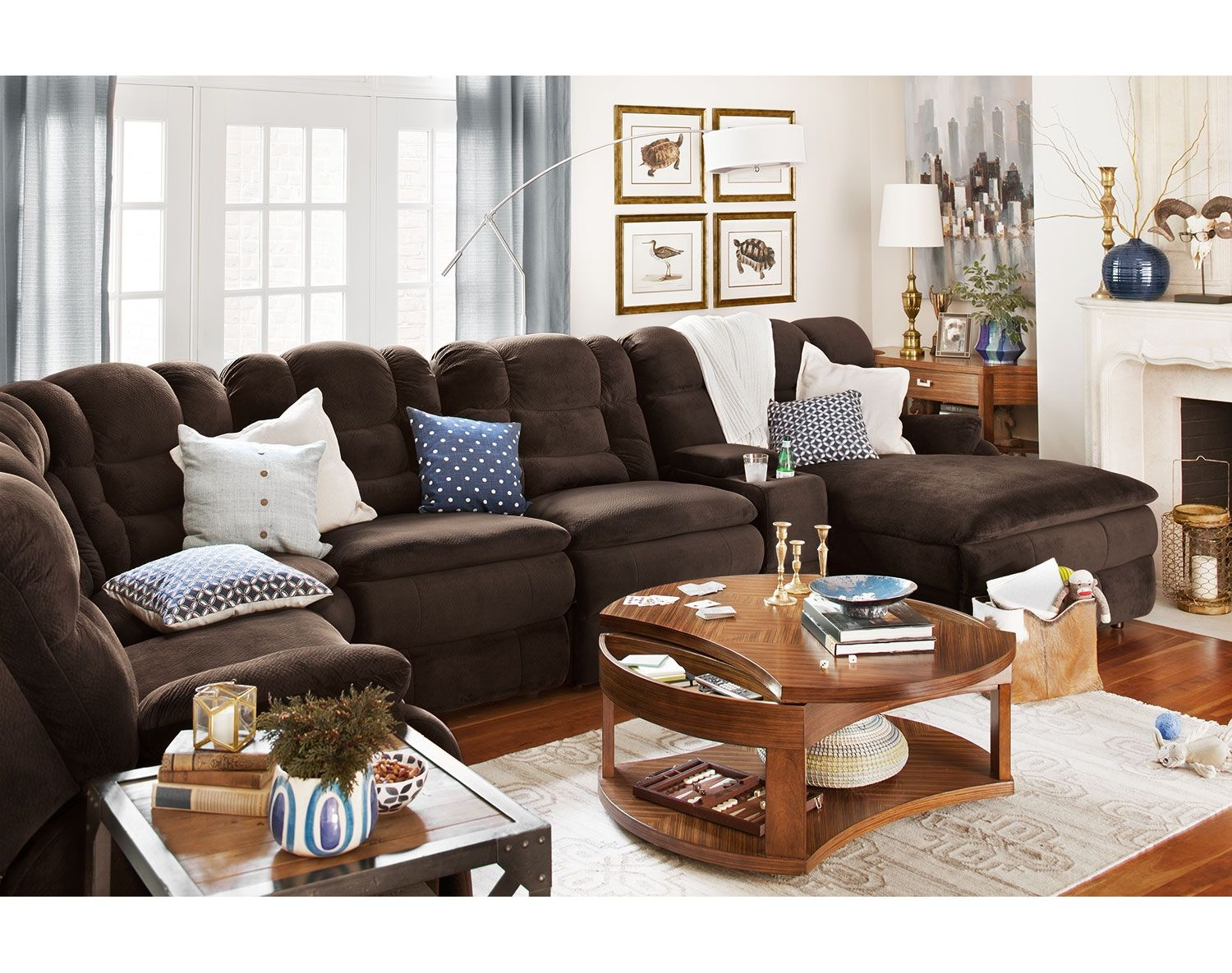 The Big Softie Collection | American Signature Furniture. Furniture  CollectionLiving Room ...