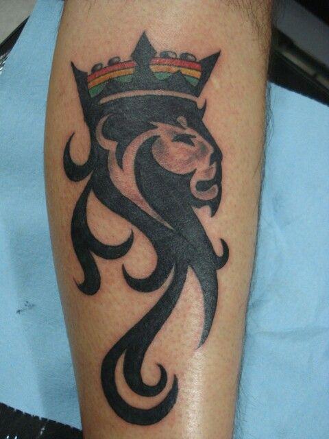 Leon Rasta Rastas Pinterest Tattoos Lion Tattoo Y Tribal Tattoos
