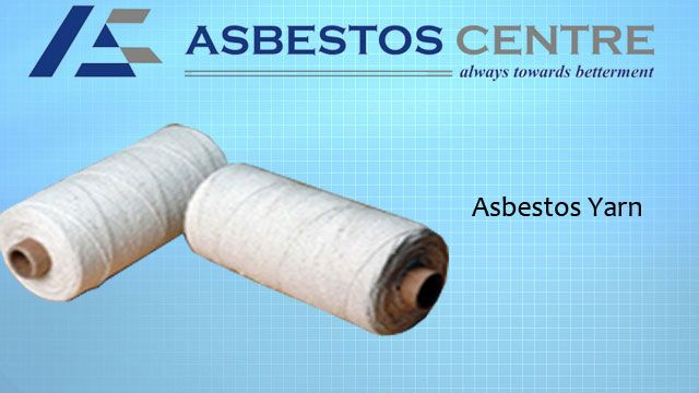 Asbestos Yarn Asbestos yarn has a wide range of