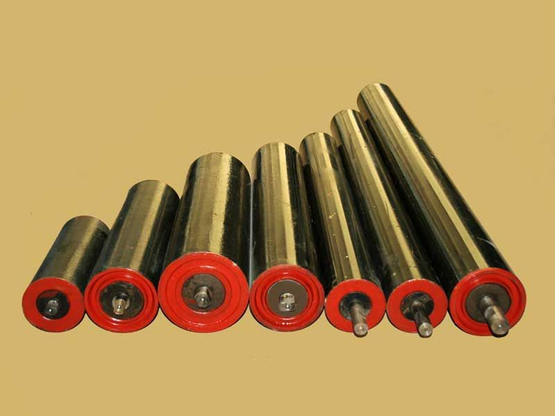 Conveyor Roller Belt Conveyor Roller Carrying Roller Roller Conveyor Coal Mining