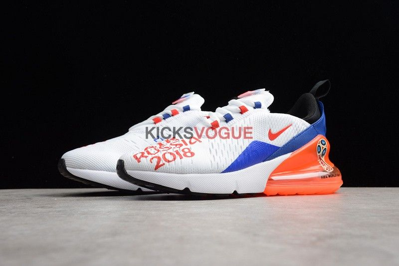 65668e5d50311c Custom NikeID Air Max 270 x FIFA World Cup Russia 2018