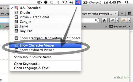 Make Symbols on a Mac | Life | Mac, Symbols, Keyboard shortcuts