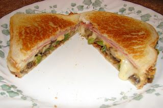 Restaurant-Style Grilled Sandwiches
