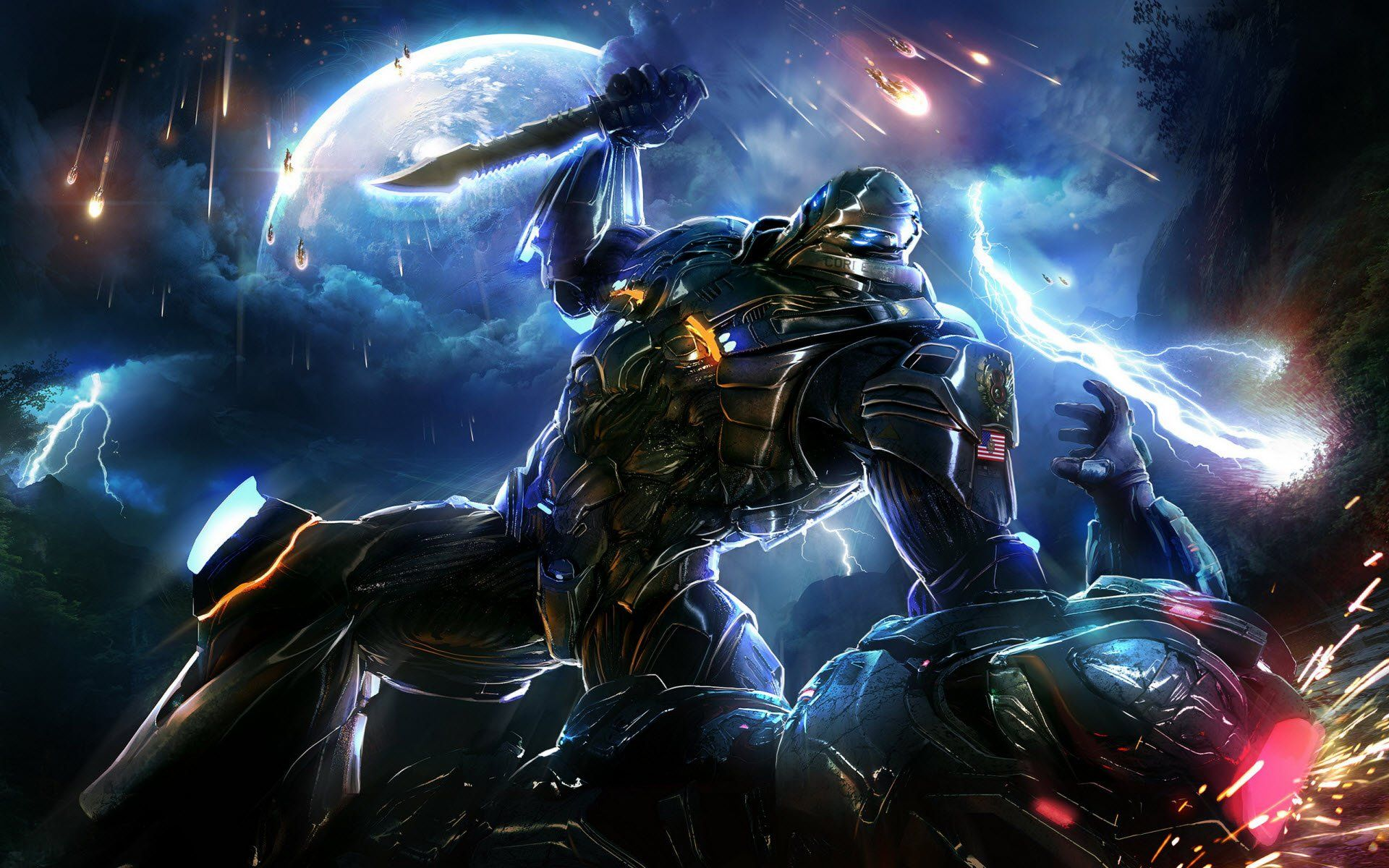 Games Photo Gallery Pc Games Wallpapers Robot Wallpaper Supe