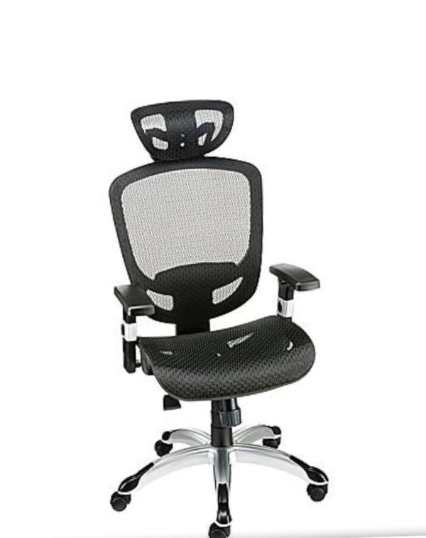 Swell Staples Hyken Technical Mesh Task Chair Furniture In Short Links Chair Design For Home Short Linksinfo