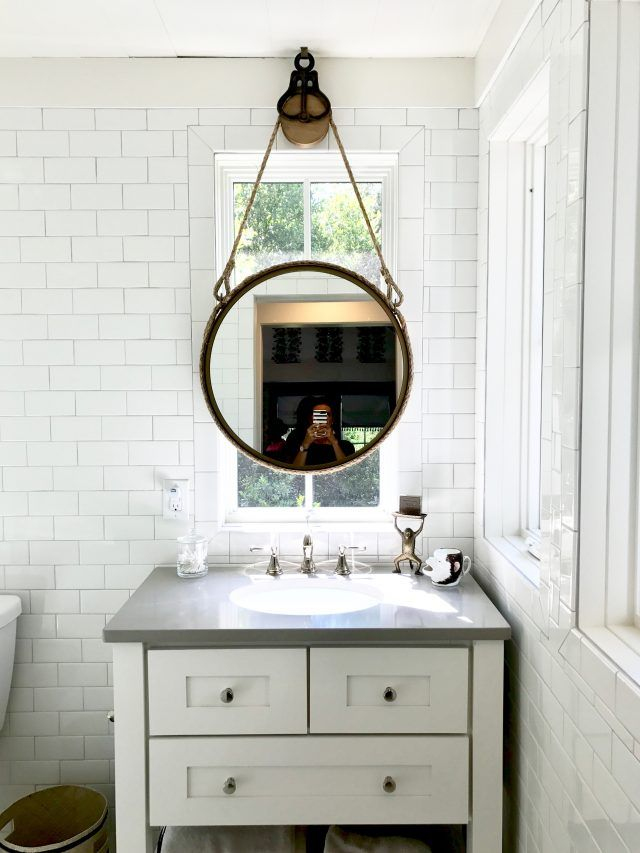 My Tour Of The Southern Living Idea House Emily A Clark Amazing Bathrooms Simple Bathroom Decor Southern Living Homes