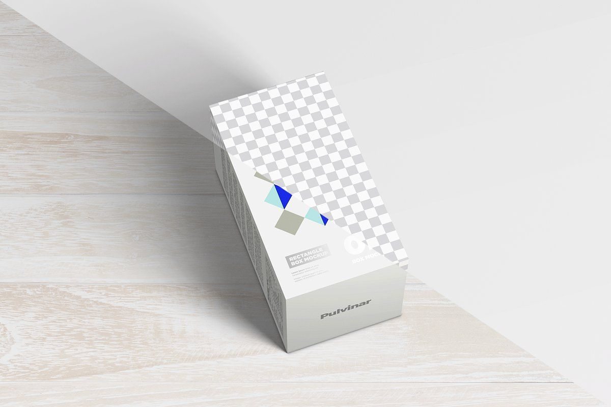 Download Box Packaging Mockup Rectangle In 2020 Box Packaging Packaging Mockup Rectangle