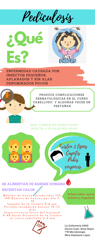 prevención de pediculosis