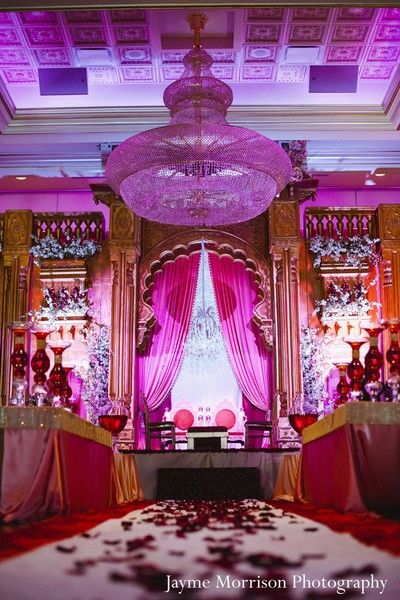 Royal Wedding Decor By Dreampartydecor Inc Also Suhaag Garden Indian Shades Of Purple Rh