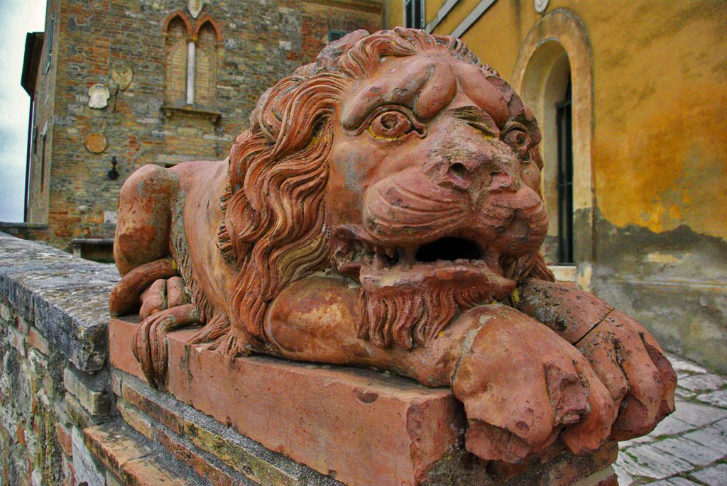 Tuscany Walls and Stones