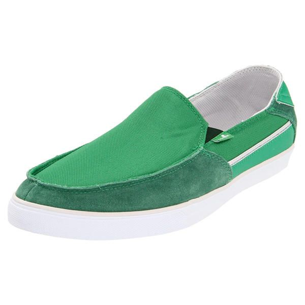 SANUK STANDARD STREAKER SIDEWALK SURFER 2012 IN GREEN