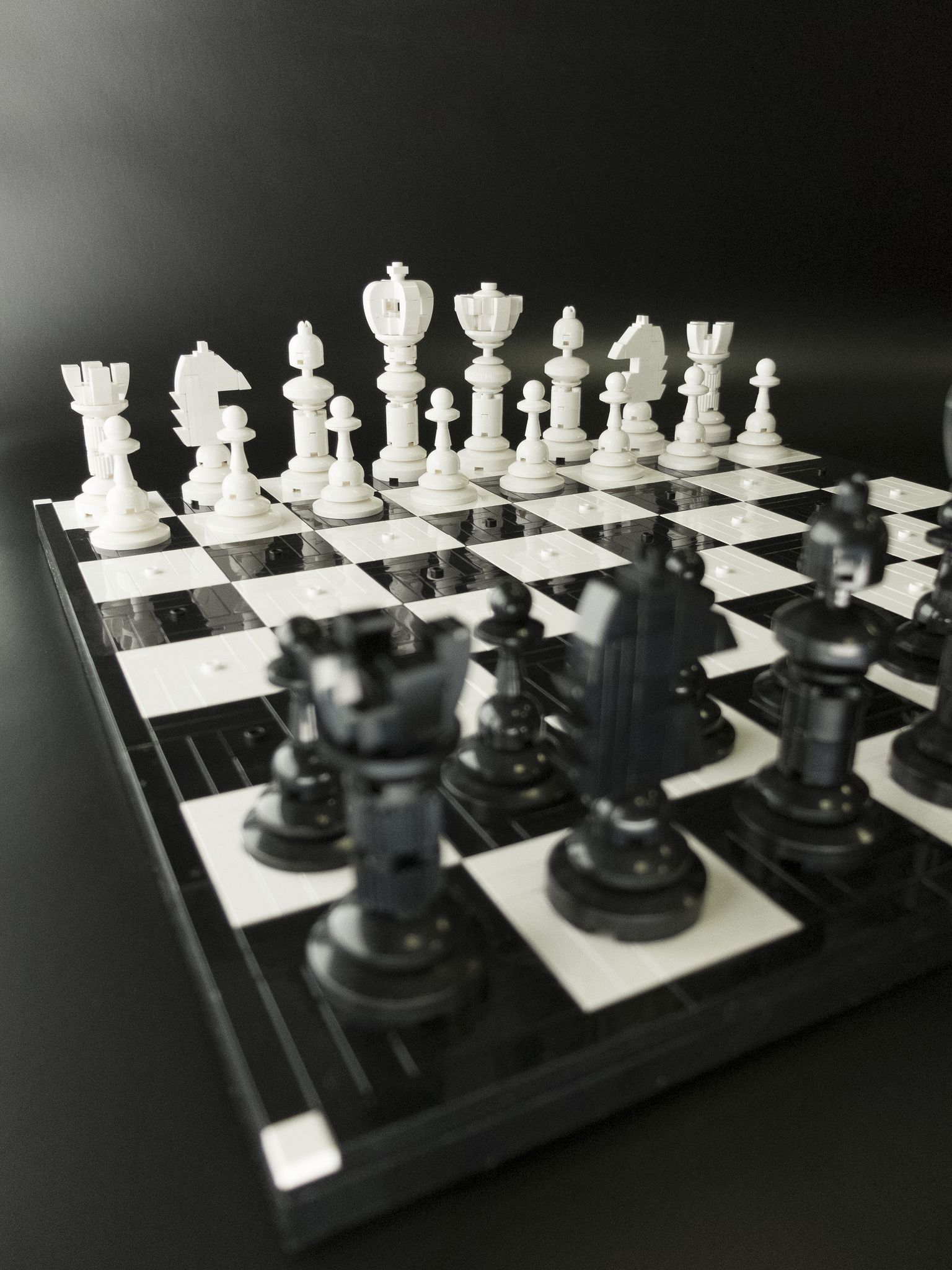 https://flic.kr/s/aHskXkuP5w   Lego Classic Chessboard   Please support at ideas.lego.com/projects/172118