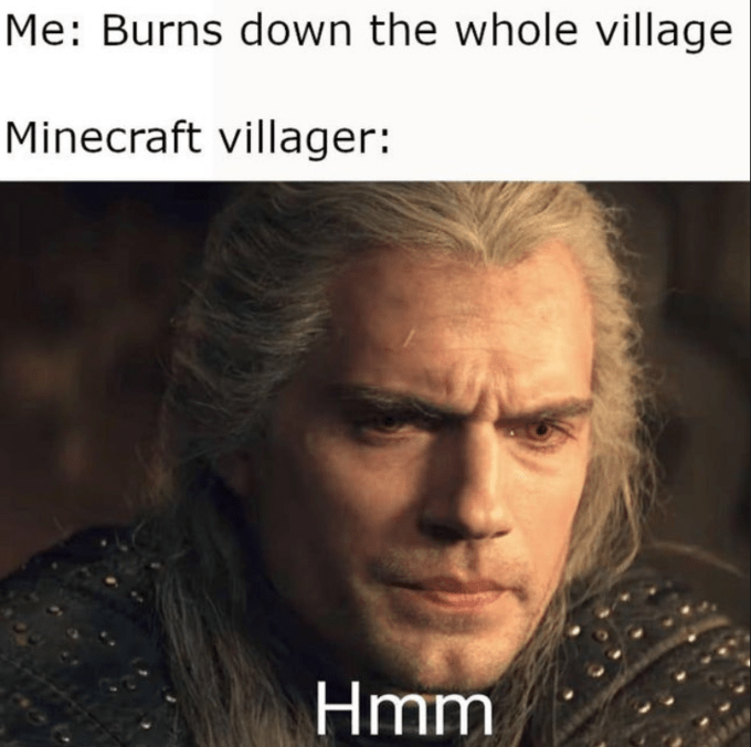 Geralt S Hmm Ushers In A New Witcher Meme In 2020 The Witcher