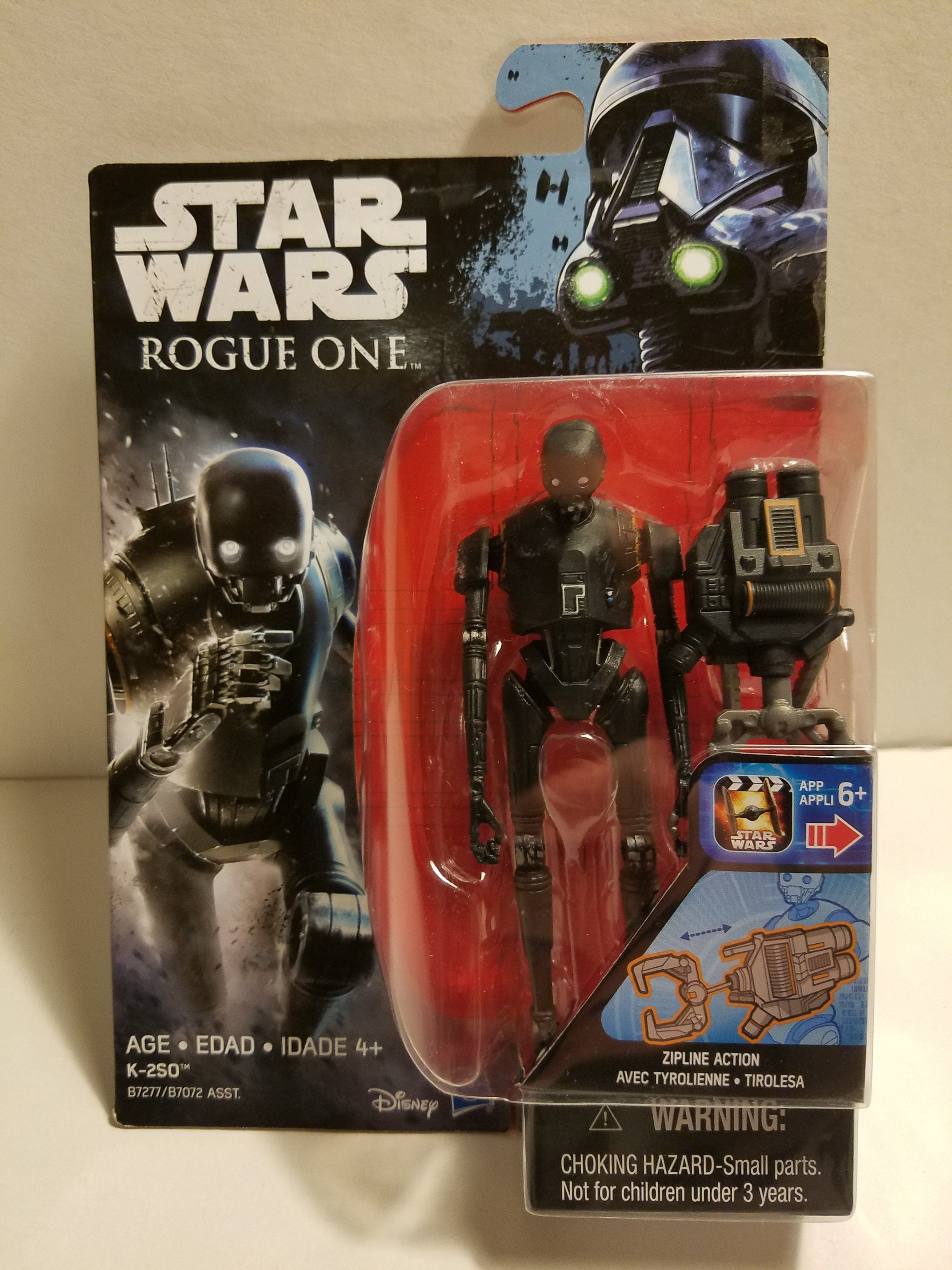 Star Wars Anakin Skywalker /& Can-Cell action figure new sealed
