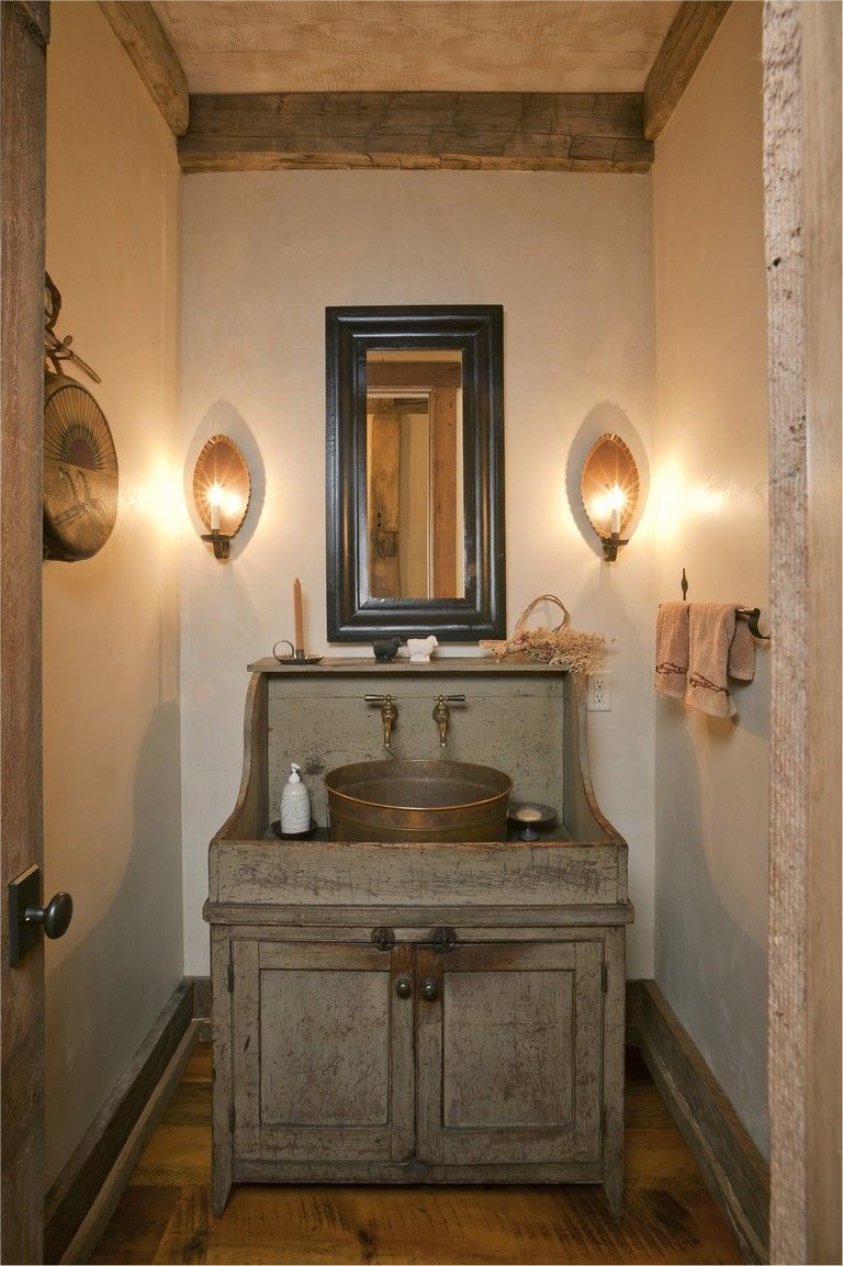 Explore Rustic Bathroom Vanities On Pinterest See More Ideas About Rustic Bathroom Vani Small Rustic Bathrooms Rustic Bathroom Vanities Rustic Bathrooms