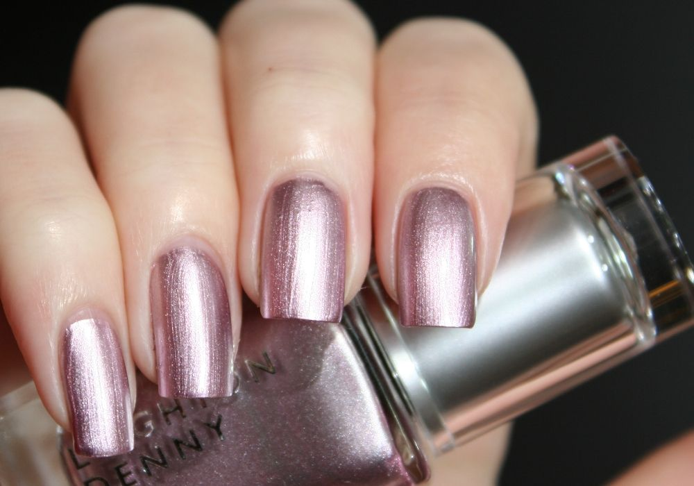 Swatched: LEIGHTON DENNY Bronzed Collection <3