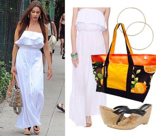 copia el look de Sofia Vergara con bolso Anawaa