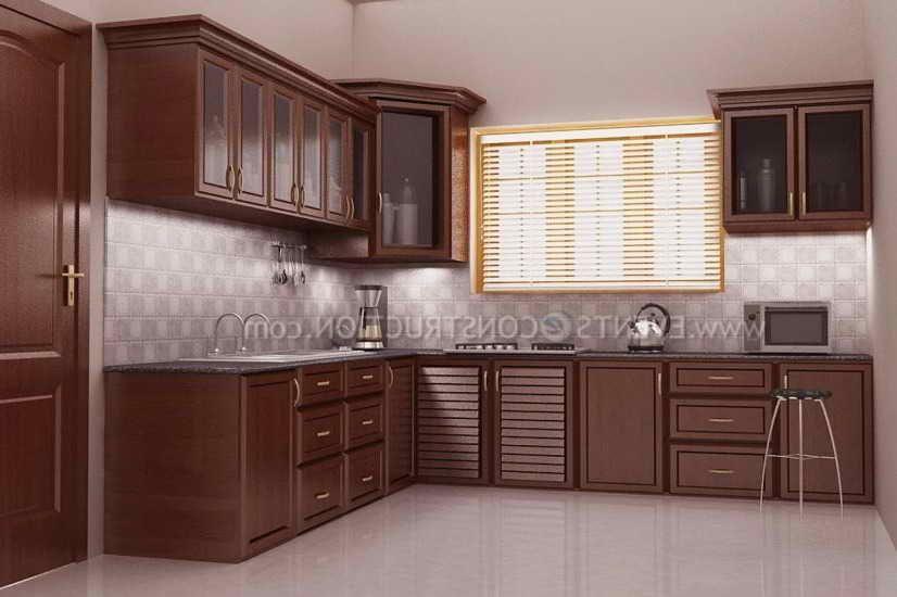 New Model Kitchen Cabinets In Kerala Kitchen Cabinet Styles