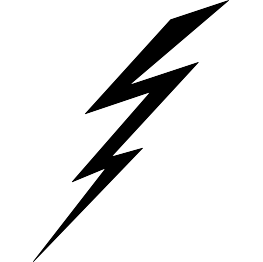 Nature Silhouettes Page 2 Lightening Bolt Tattoo Lightning Bolt Tattoo Bolt Tattoo
