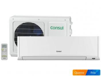 Ar Condicionado Split Consul 9000 Btus Quente Frio Filtro Hepa